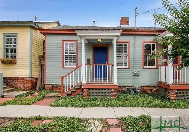 536 E Charlton Street, Savannah, GA 31401 (MLS #245608) :: Coldwell Banker Access Realty