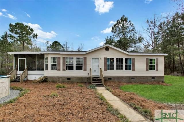 218 Melvin Lane, Hinesville, GA 31313 (MLS #245612) :: Keller Williams Realty-CAP