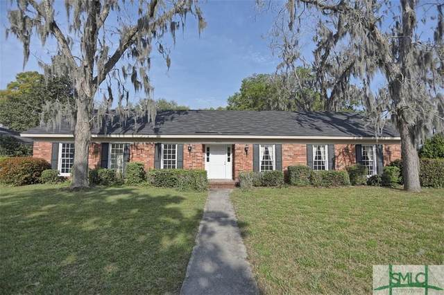 8501 Kent Drive, Savannah, GA 31406 (MLS #245614) :: Heather Murphy Real Estate Group