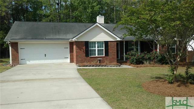 315 Layne Avenue, Rincon, GA 31326 (MLS #245622) :: The Hilliard Group