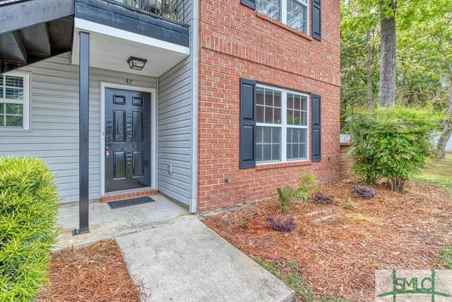310 Tibet Avenue #47, Savannah, GA 31406 (MLS #245623) :: Coldwell Banker Access Realty