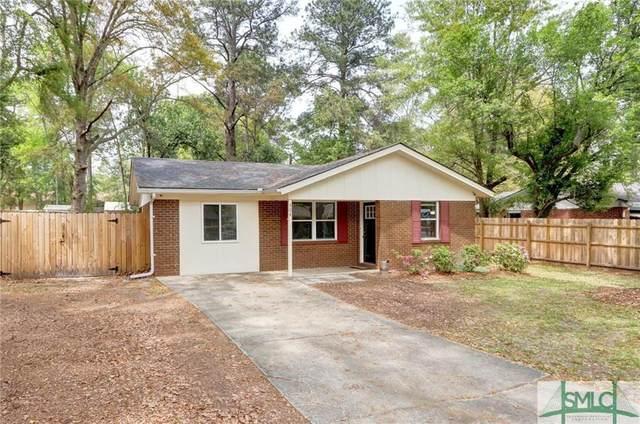 304 E 4th Street, Springfield, GA 31329 (MLS #245628) :: The Arlow Real Estate Group