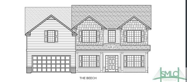 lot 122 Macon Darien Road, Ludowici, GA 31316 (MLS #245630) :: Liza DiMarco