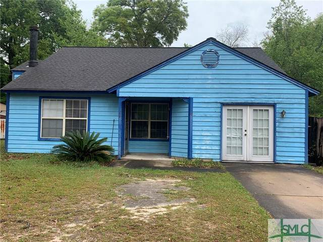34 Quail Forest Drive, Savannah, GA 31419 (MLS #245632) :: RE/MAX All American Realty