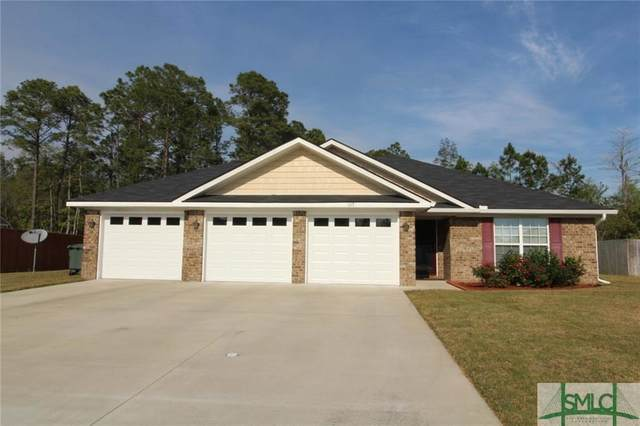1117 Creekside Circle, Hinesville, GA 31313 (MLS #245633) :: Bocook Realty