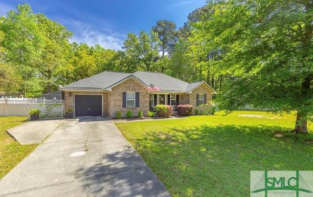 64 Hope Creek Drive, Richmond Hill, GA 31324 (MLS #245641) :: The Arlow Real Estate Group