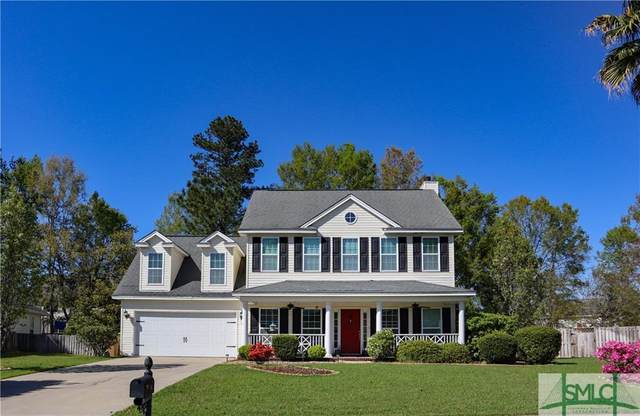 130 Steven Street, Richmond Hill, GA 31324 (MLS #245656) :: Teresa Cowart Team