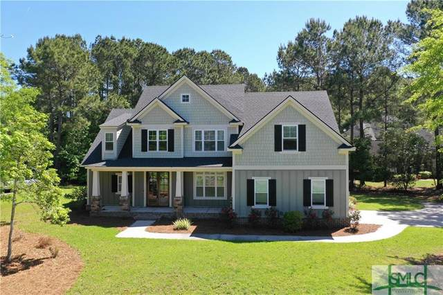 29 Jacks Court, Richmond Hill, GA 31324 (MLS #245660) :: Team Kristin Brown | Keller Williams Coastal Area Partners