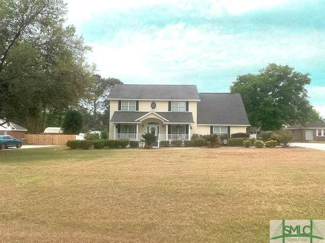 2456 Hodgeville Road, Rincon, GA 31326 (MLS #245661) :: Savannah Real Estate Experts