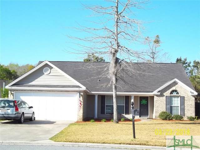 13 Platinum Court, Pooler, GA 31322 (MLS #245665) :: Keller Williams Coastal Area Partners
