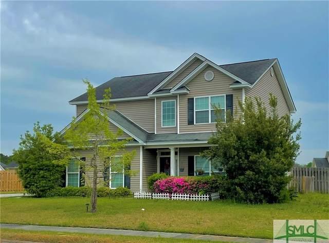 613 Stonebridge Circle, Savannah, GA 31419 (MLS #245672) :: Savannah Real Estate Experts