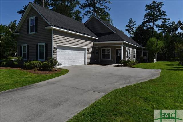 15 Chaple Lane, Richmond Hill, GA 31324 (MLS #245676) :: Teresa Cowart Team