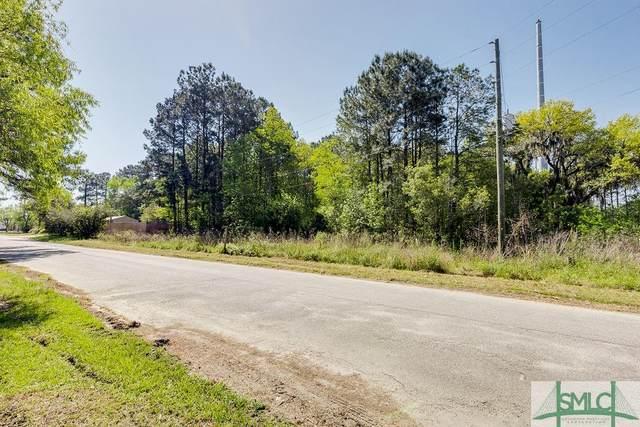 103 Nettles Industrial Boulevard, Savannah, GA 31405 (MLS #245680) :: Luxe Real Estate Services