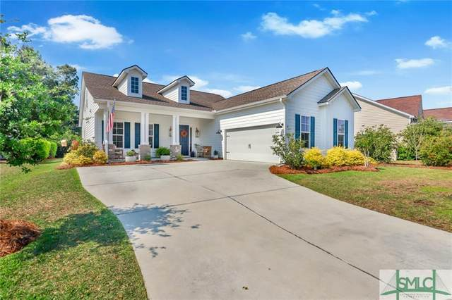 6 Appletree, Pooler, GA 31322 (MLS #245684) :: Keller Williams Realty-CAP