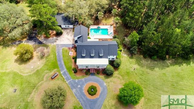 - Oak Hampton Road, Fleming, GA 31309 (MLS #245692) :: The Arlow Real Estate Group