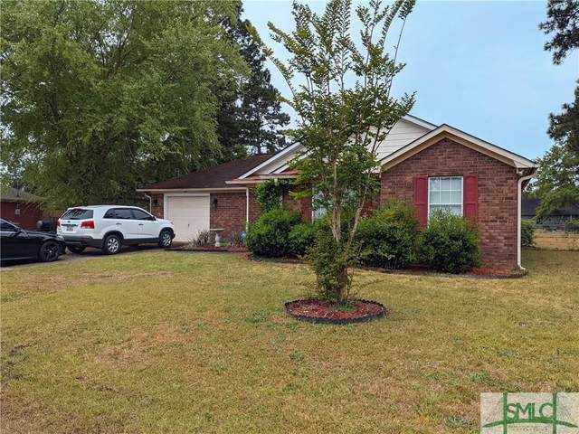 34 Shayna Drive NE, Hinesville, GA 31313 (MLS #245695) :: Luxe Real Estate Services