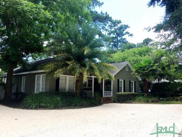 2607 Norwood Avenue, Savannah, GA 31406 (MLS #245696) :: McIntosh Realty Team
