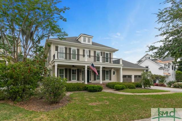 104 Carolines, Savannah, GA 31406 (MLS #245699) :: Luxe Real Estate Services