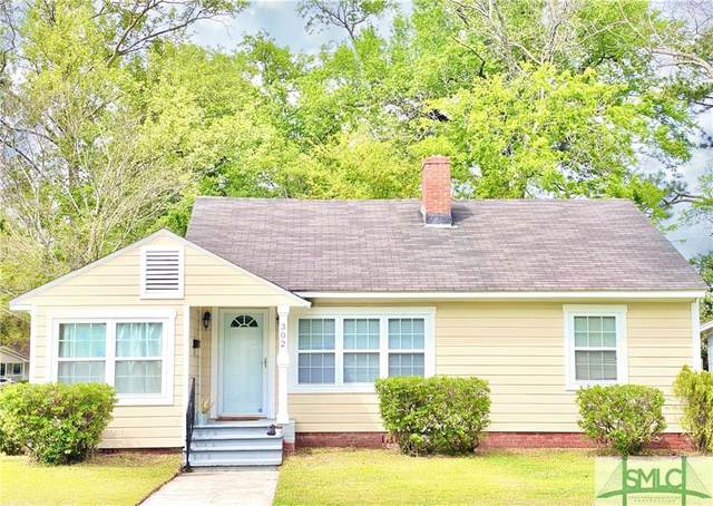 302 E 58th Street, Savannah, GA 31405 (MLS #245700) :: Liza DiMarco