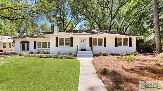 9 Bransby Drive, Savannah, GA 31406 (MLS #245701) :: Liza DiMarco