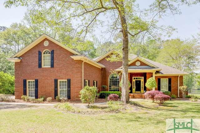 119 Willopeg Road, Rincon, GA 31326 (MLS #245704) :: The Hilliard Group