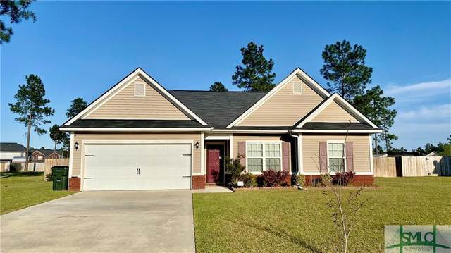 57 Francis Marion Road NE, Ludowici, GA 31316 (MLS #245709) :: RE/MAX All American Realty