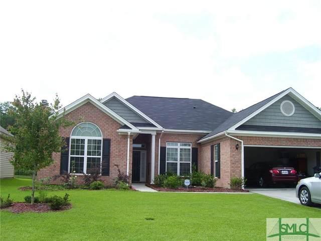 152 Carlisle Way, Savannah, GA 31419 (MLS #245713) :: Luxe Real Estate Services