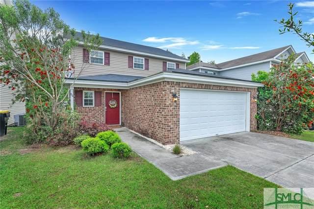 96 Ristona Drive, Savannah, GA 31419 (MLS #245720) :: Bocook Realty