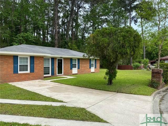 17 Sherwood Road, Savannah, GA 31406 (MLS #245722) :: Team Kristin Brown | Keller Williams Coastal Area Partners