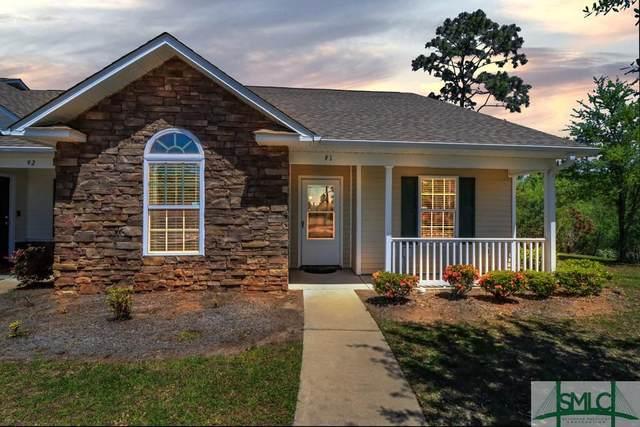 401 Barry Mccaffrey Boulevard F1, Hinesville, GA 31313 (MLS #245735) :: Heather Murphy Real Estate Group