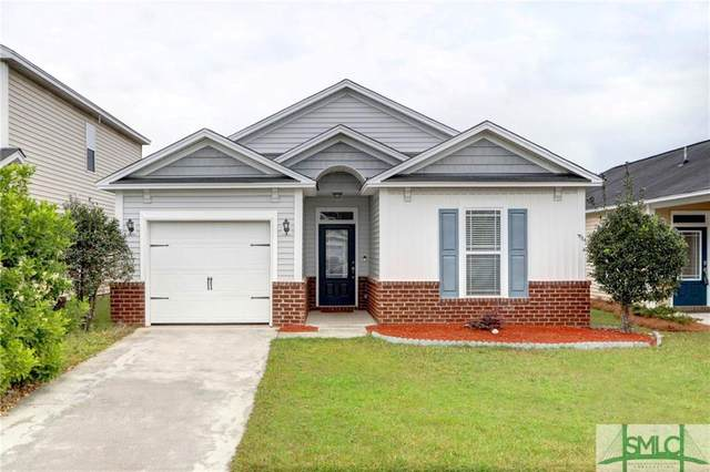 198 Chapel Lake S, Savannah, GA 31419 (MLS #245736) :: Keller Williams Coastal Area Partners