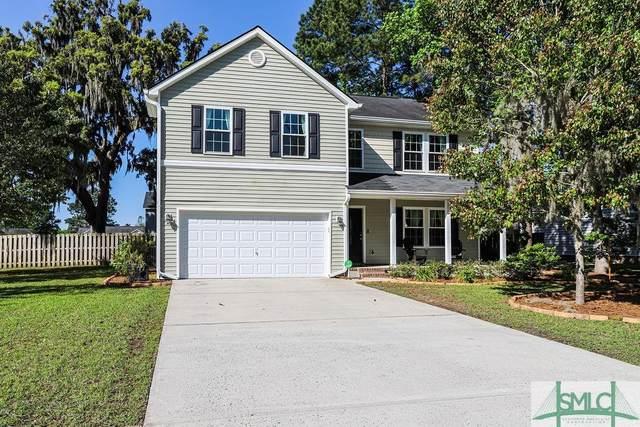 139 Mosswood Drive, Savannah, GA 31405 (MLS #245738) :: Bocook Realty