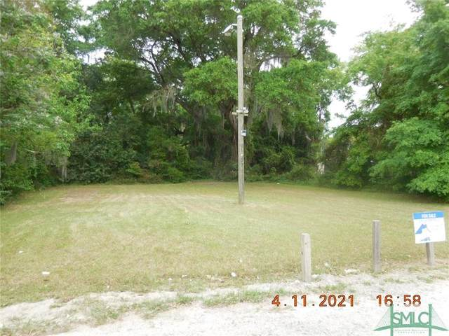 0 Mildred Street, Savannah, GA 31405 (MLS #245745) :: Coastal Savannah Homes