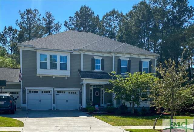 213 Claremont Way, Pooler, GA 31322 (MLS #245746) :: Heather Murphy Real Estate Group