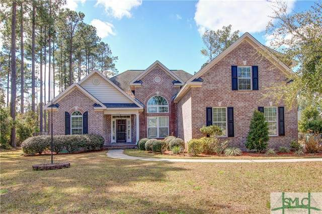 207 Sandy Springs Drive, Rincon, GA 31326 (MLS #245748) :: Coldwell Banker Access Realty