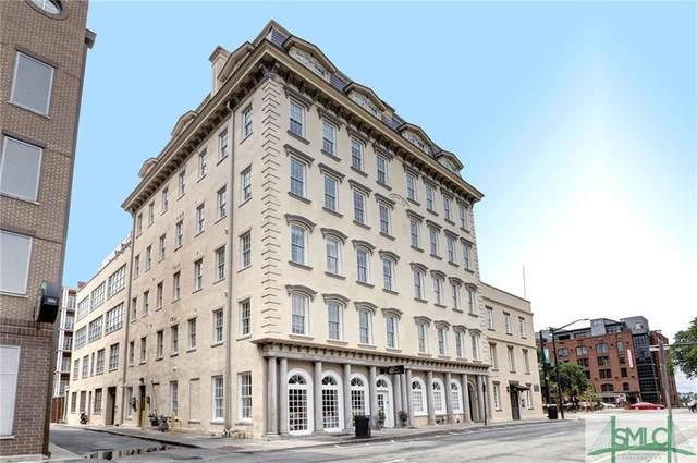5 E Whitaker Street #401, Savannah, GA 31401 (MLS #245749) :: Heather Murphy Real Estate Group