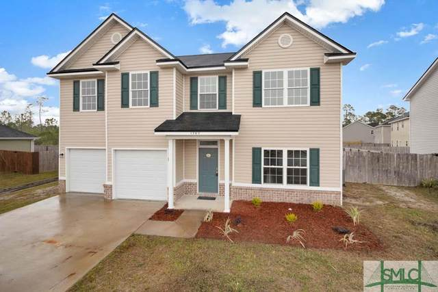 1303 Windrow Drive W, Hinesville, GA 31313 (MLS #245754) :: The Hilliard Group