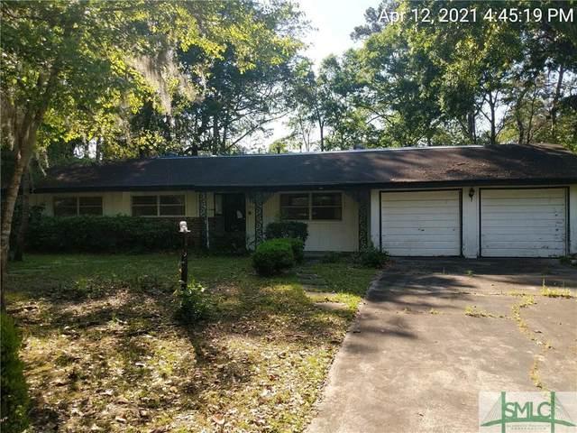 12511 Woodley Road, Savannah, GA 31419 (MLS #245755) :: Savannah Real Estate Experts