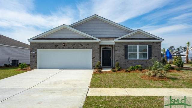 105 Cole Street, Pooler, GA 31322 (MLS #245772) :: Keller Williams Realty-CAP