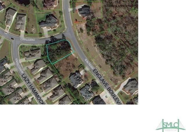 119 Enclave Boulevard, Savannah, GA 31419 (MLS #245774) :: The Hilliard Group