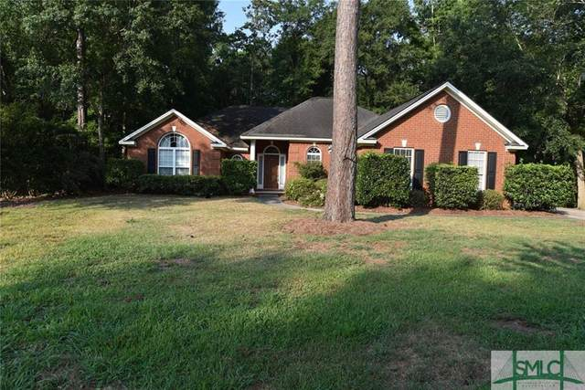 121 Laurenburg Drive, Richmond Hill, GA 31324 (MLS #245783) :: The Arlow Real Estate Group