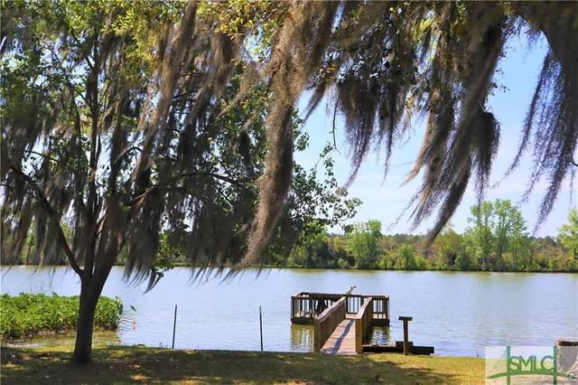 74 Wild Heron Drive, Midway, GA 31320 (MLS #245788) :: Bocook Realty