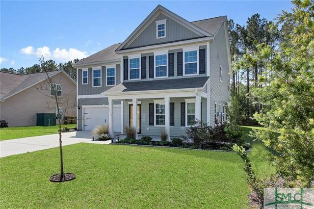 2756 Garden Hills Loop, Richmond Hill, GA 31324 (MLS #245789) :: The Arlow Real Estate Group