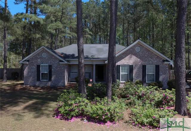 117 Brookstone Way, Rincon, GA 31326 (MLS #245793) :: Coldwell Banker Access Realty