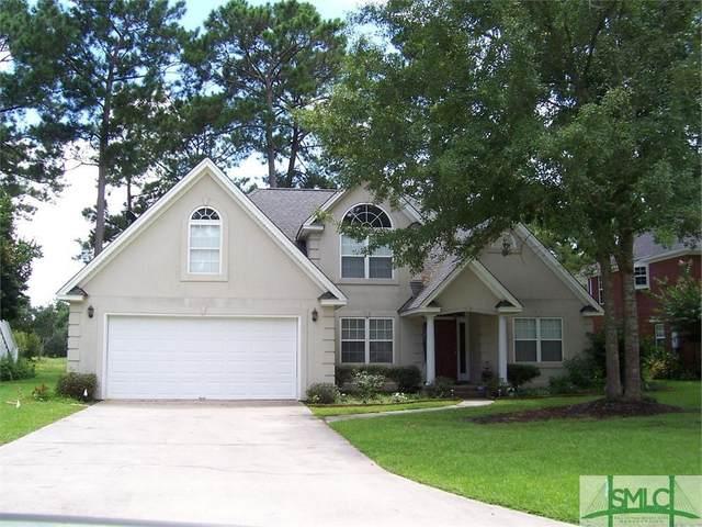 86 Egrets Way Lane, Richmond Hill, GA 31324 (MLS #245794) :: Liza DiMarco