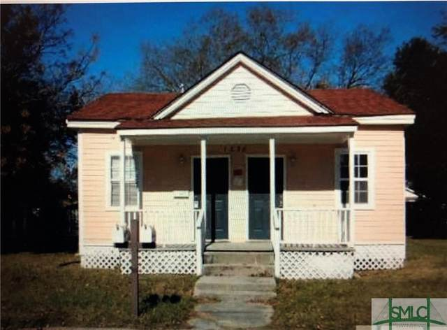 1330 Comer Street, Savannah, GA 31415 (MLS #245801) :: Savannah Real Estate Experts