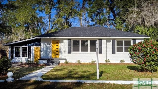 702 Wheeler Street, Savannah, GA 31405 (MLS #245803) :: Liza DiMarco