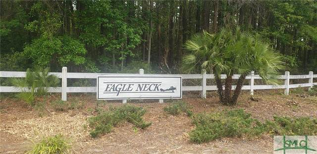 0 Eagle Neck Drive, Townsend, GA 31331 (MLS #245805) :: McIntosh Realty Team
