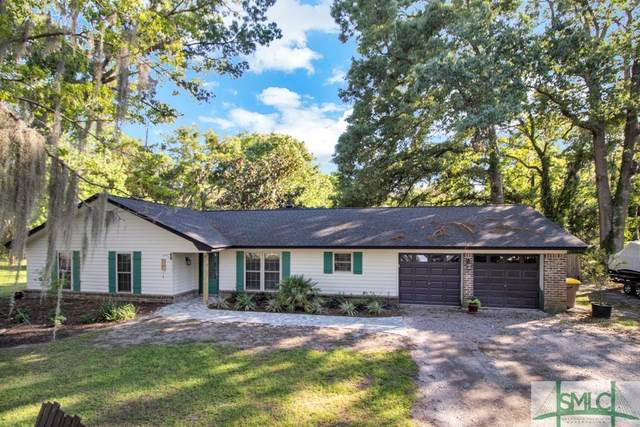 79 Williamson Drive, Richmond Hill, GA 31324 (MLS #245807) :: Keller Williams Coastal Area Partners