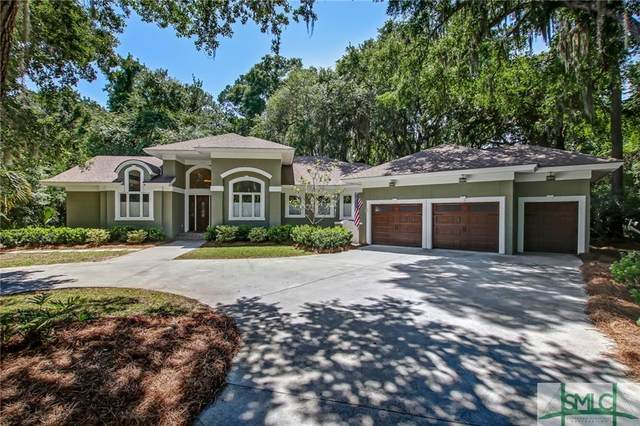 2 Priory Road, Savannah, GA 31411 (MLS #245810) :: Bocook Realty